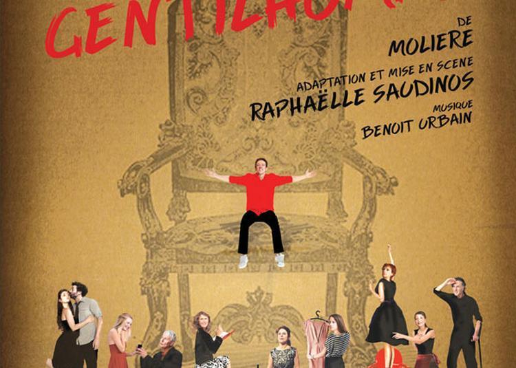 Le Bourgeois Gentilhomme à Paris 16ème