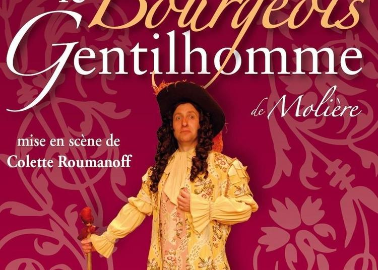 Le Bourgeois Gentilhomme De Moliere à Paris 9ème