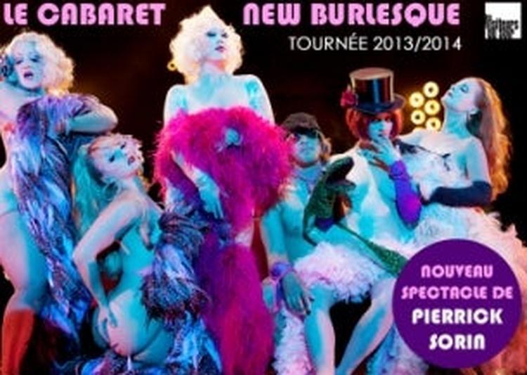Le Cabaret Burlesque à Hyeres