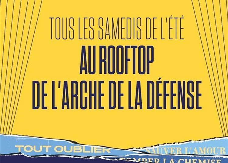 Le Cabaret De Madame Arthur Sur Le Rooftop De La Grande Arche De La Défense à Paris la Défense