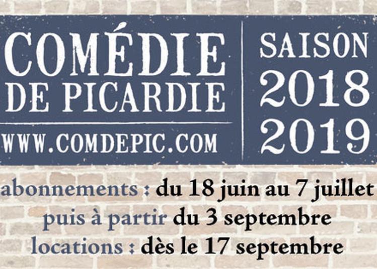 Le Cabaret Extraordinaire à Amiens