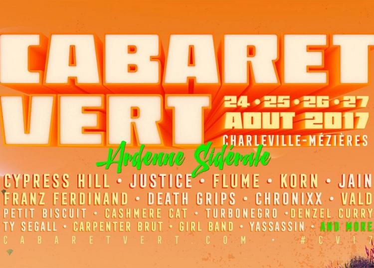 Le Cabaret Vert 2017