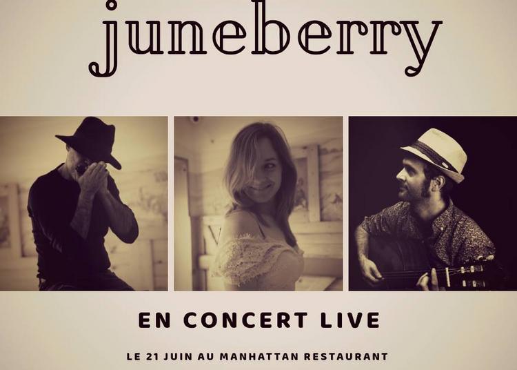 Juneberry à Marseille
