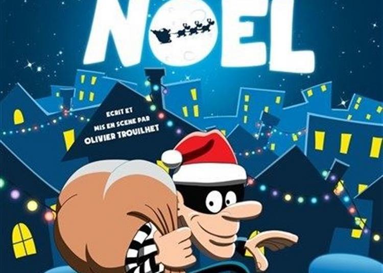 Le Cambrioleur De Noël à Marseille