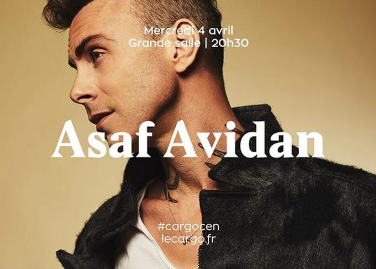 Asaf Avidan à Caen