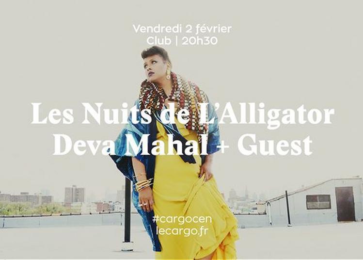 Les Nuits de L'Alligator : Deva Mahal + Guest à Caen