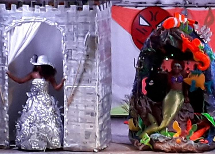 Le Carnaval De Saint-pierre à Travers Les époques à Riviere Salee