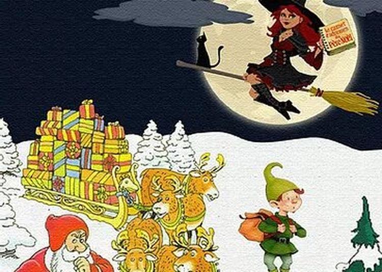 Le carnet d'adresses du Père Noël à Vichy