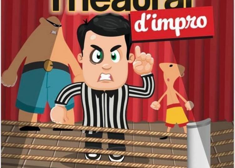 Le Catch D'Improvisation Théâtrale à Rouen