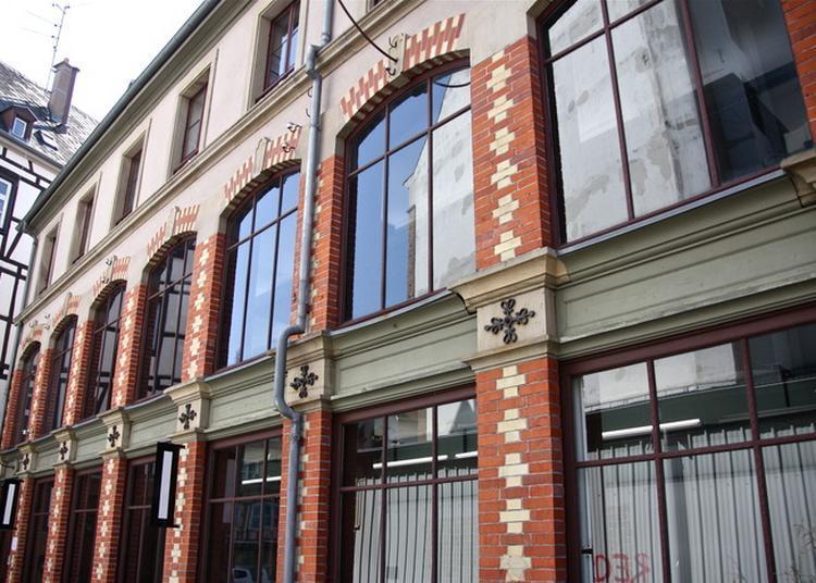 Le Ceaac, Lieu D'histoire Et De Création Contemporaine à Strasbourg