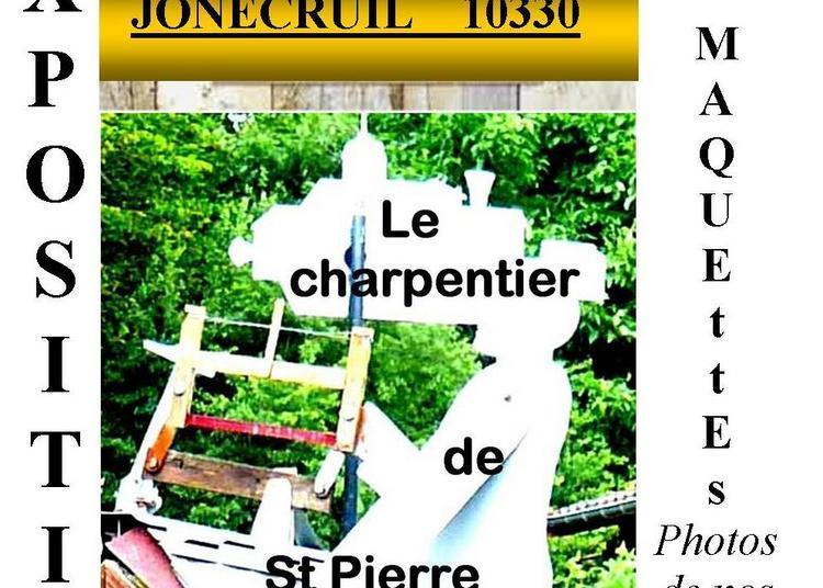 Le charpentier de st pierre es liens à Joncreuil