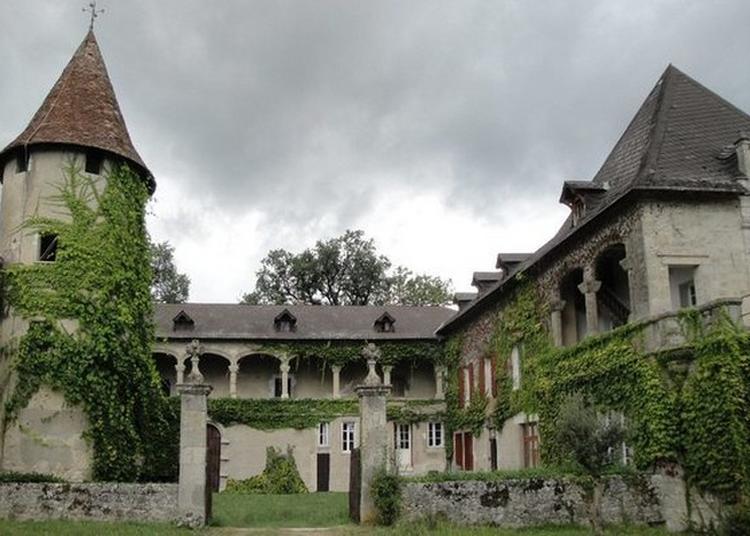 Le Château Et Son Histoire Depuis Le Xive Siècle à Vianne