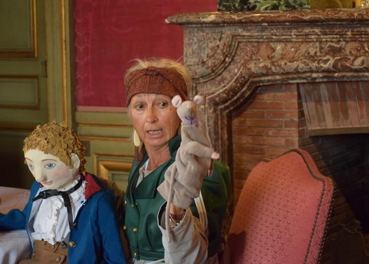 Le Château Raconté Par Des Marionnettes à Boissy saint Leger