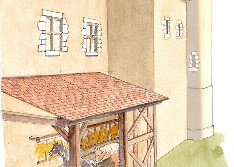 Le Château Revu, Revit à L'eau à Brie Comte Robert
