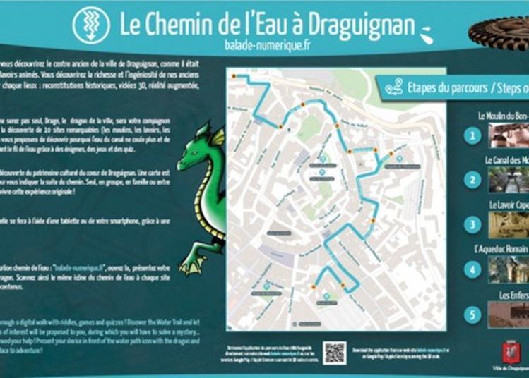 Le Chemin De L'eau à Draguignan