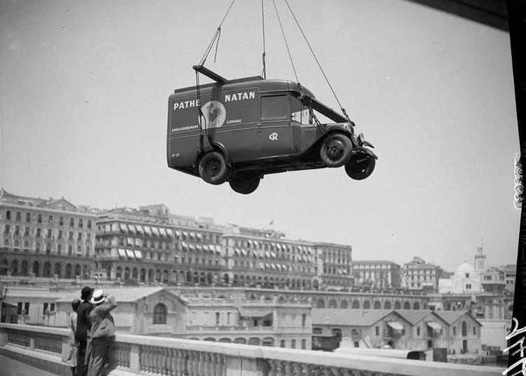 Le Cinéma D'expéditions, Des Origines À L'aventure De La Croisière Jaune à Paris 13ème
