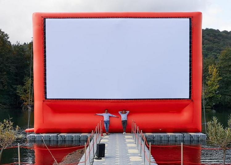 Le Cinéma Flottant par EVT ! 2021