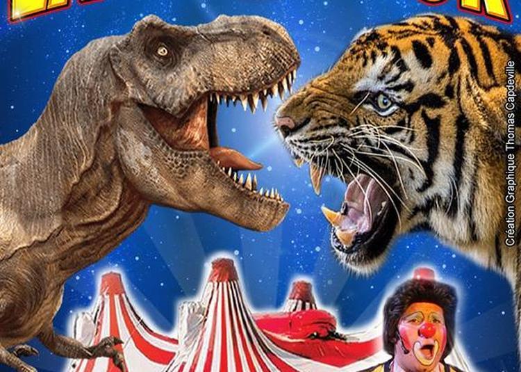 Le Cirque La Piste d'Or à Champagnole