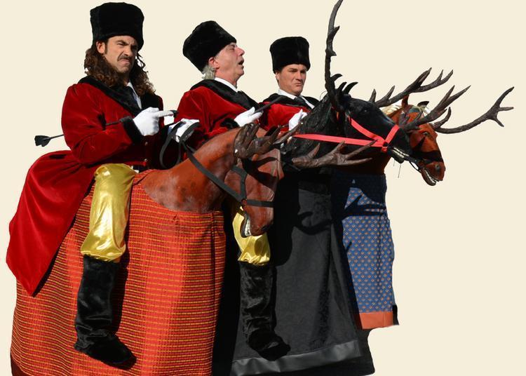 Le Clan Noelski à Gennevilliers