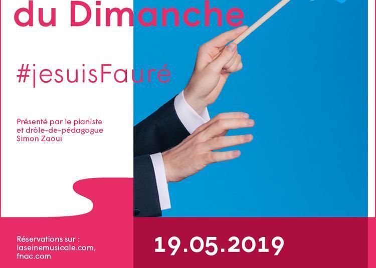 Le Classique du Dimanche - #jesuisFauré à Boulogne Billancourt