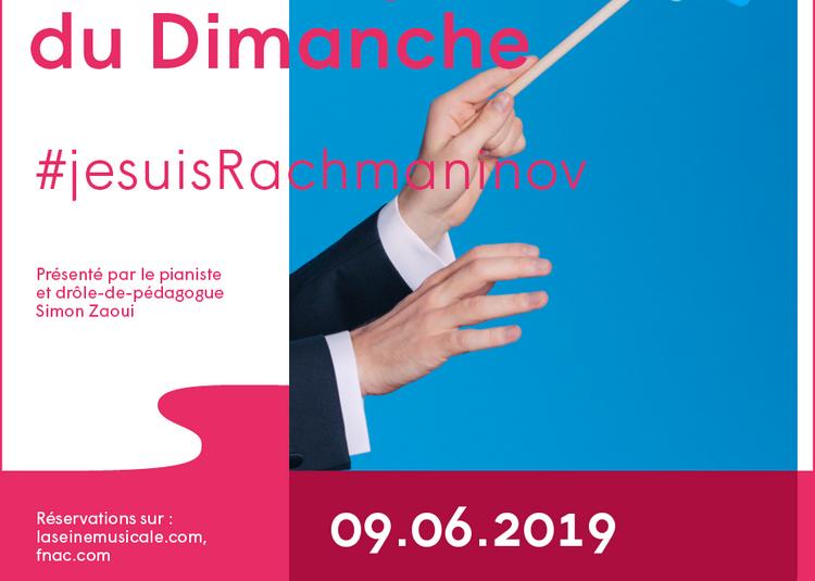 Le Classique du Dimanche - #jesuisRachmaninov à Boulogne Billancourt