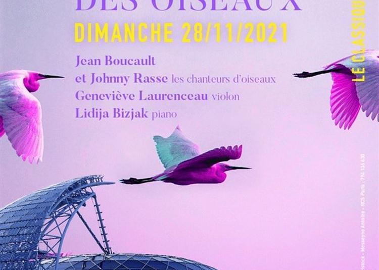 Le Classique Du Dimanche : La Symphonie Des Oiseaux à Boulogne Billancourt