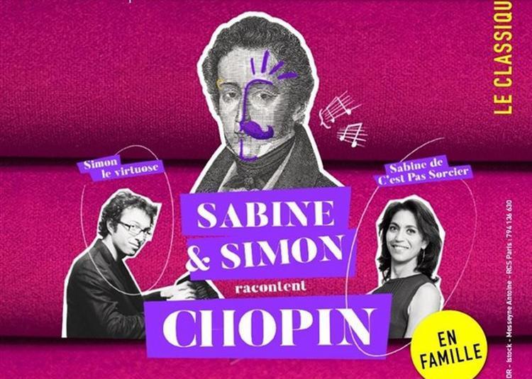 Le Classique Du Dimanche : Sabine & Simon Racontent Chopin à Boulogne Billancourt