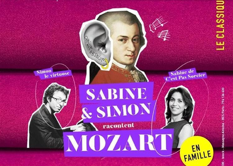 Le Classique Du Dimanche : Sabine & Simon Racontent Mozart à Boulogne Billancourt