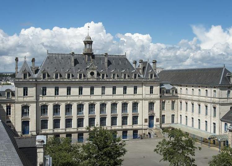 Le Collège Jules Simon à Vannes