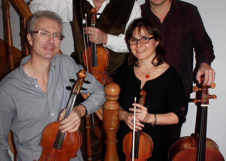 Le Concert à la renverse de Cordis & Organo à Grandpre