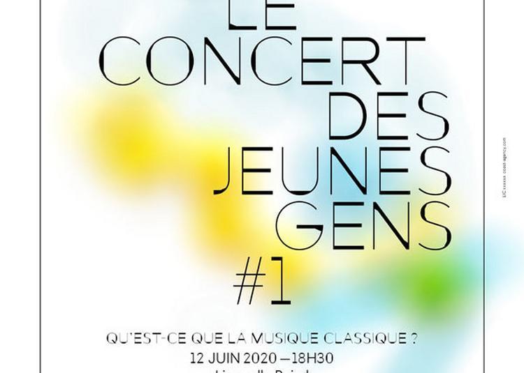 Le Concert Des Jeunes Gens à Nancy