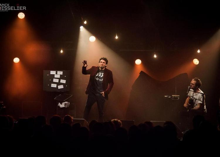 Le concert dont vous êtes l'auteur-For street à Amiens
