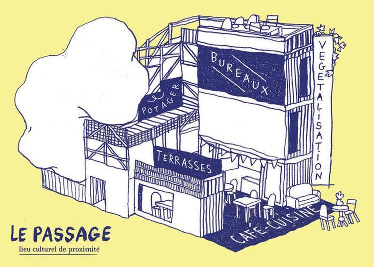 Le Concert Du Passage, Lieu Culturel De Proximité à Ivry sur Seine