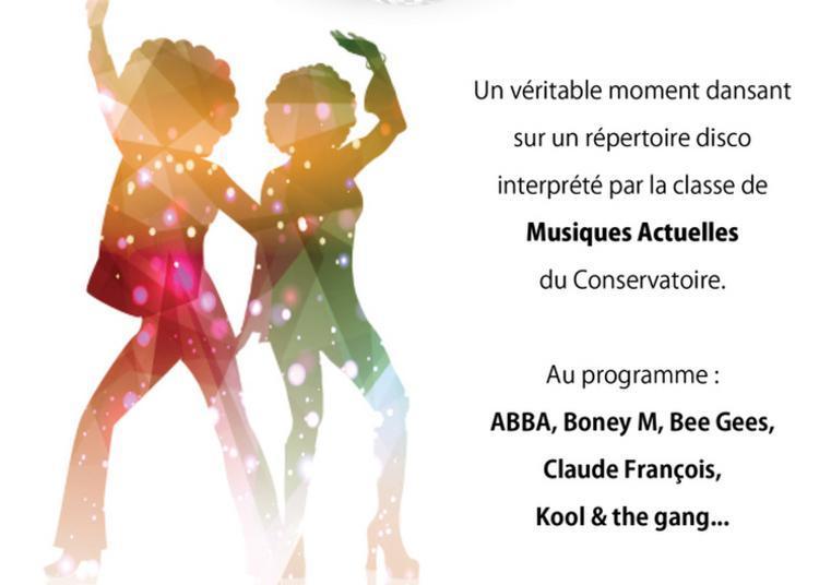 Le Conservatoire Fait Son Bal Disco ! à La Rochelle