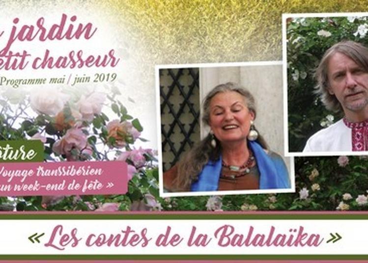 « Les contes de la balalaïka » à Orléans