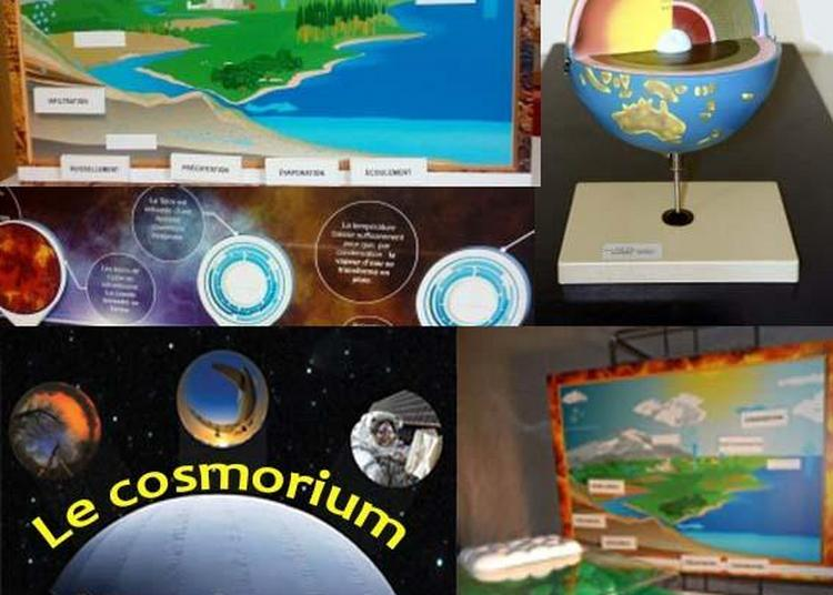 Le cosmorium à Nerondes