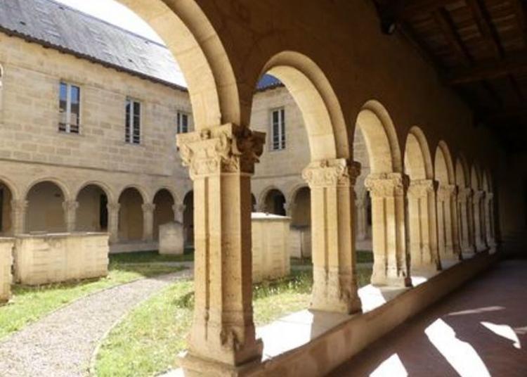 Le Couvent De L'annonciade Vous Ouvre Ses Portes ! à Bordeaux