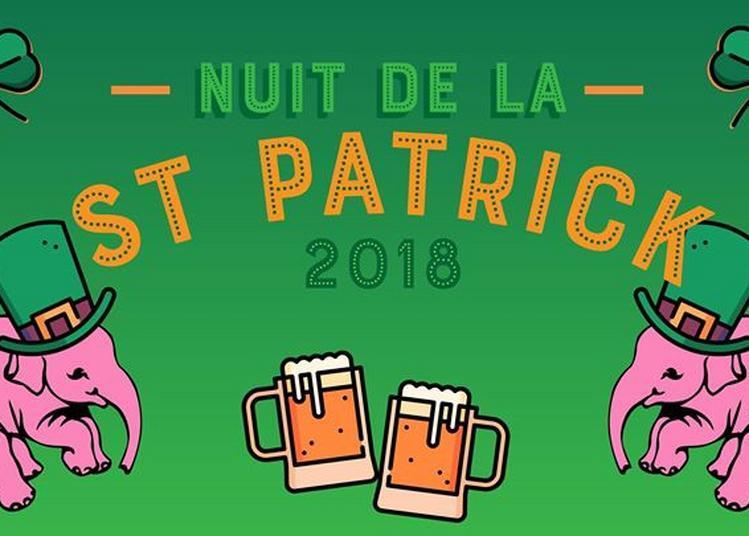 Le Délirium Café Amiens fête la St Patrick !