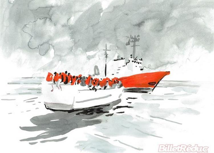 Le Dernier Voyage (Aquarius) à Le Kremlin Bicetre
