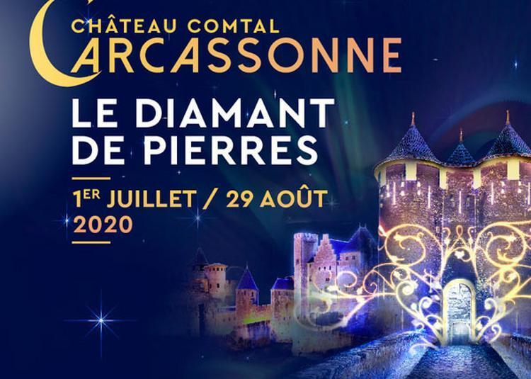 Le Diamant de pierres à Carcassonne