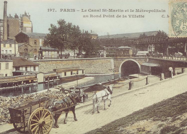 Le Dixième En Poèmes : Autour Du Canal St-martin à Paris 10ème