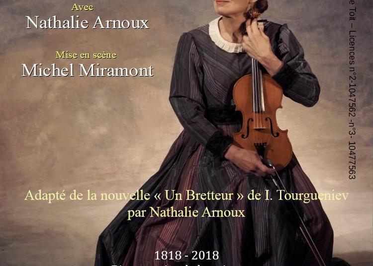 Le Duelliste à Paris 19ème