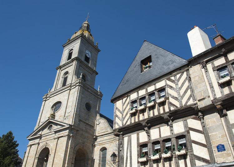 Le Faubourg Saint-patern : Histoire Et Patrimoine à Vannes