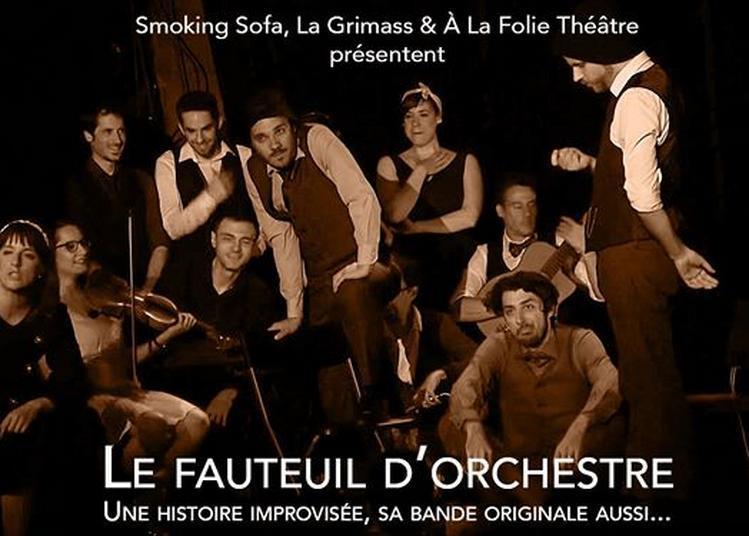 Le Fauteuil d'orchestre à Paris 11ème