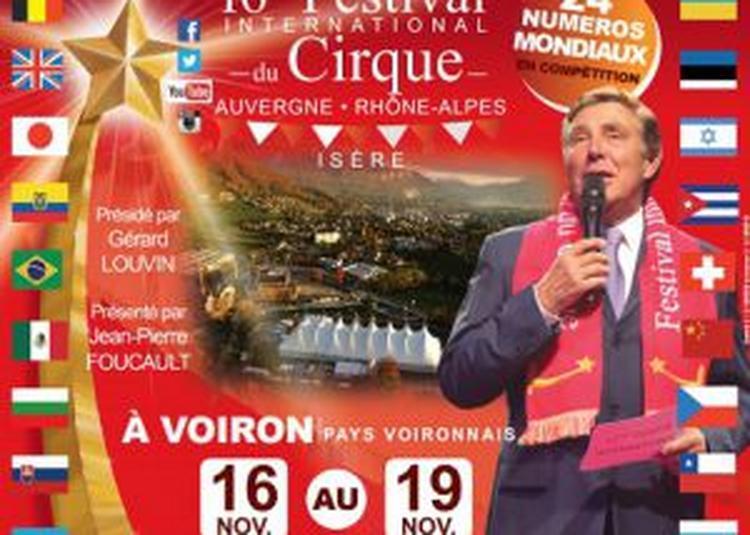 Le Festival Du Cirque - Finale Du Festival à Voiron