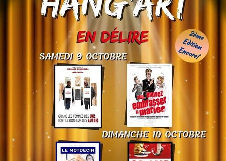 Le Festival Du Hang'Art En Délire à Boissy Fresnoy