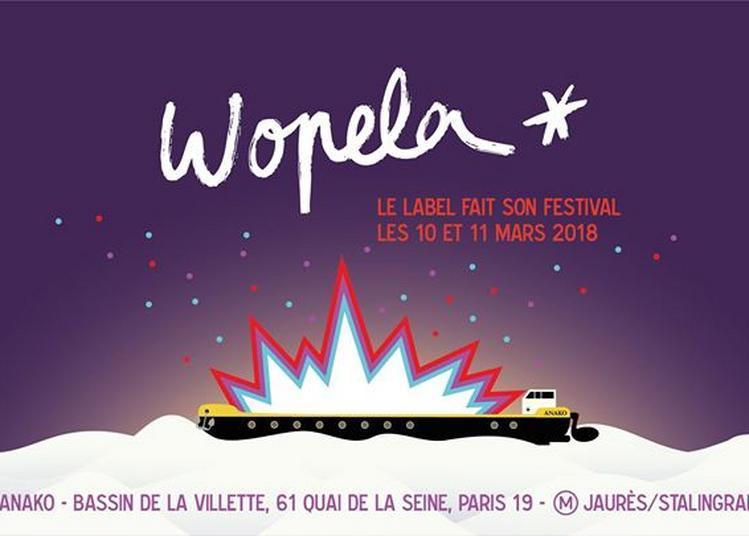 Le Festival Wopela #1 ! à Paris 19ème