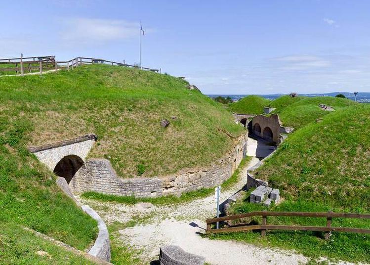 Le Fort Du Mont-bart à Bavans