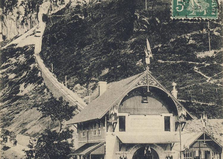 Le Funiculaire Du Pic Du Jer, Une Jeune Remontée Centenaire à Lourdes