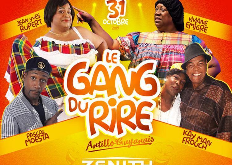 Le Gang Du Rire Antillo-Guyanais à Paris 19ème